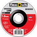 Flexovit afbraamschijf aluminium A36Q 115x7x22,23 mm T27 66252829206
