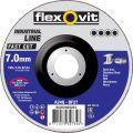 Flexovit afbraamschijf Fast Cut Inox A24Q 115x7x22,23 mm T27 66252829203