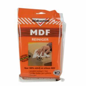 Alabastine MDF reiniger 24 stuks DOEKJES-24ST