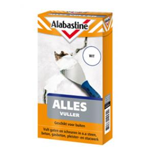 Alabastine allesvuller poeder wit 2 kg 2000 AV WI