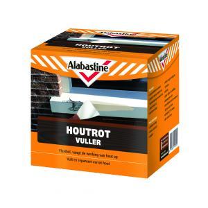 Alabastine houtrotvuller 1 kg HV1000