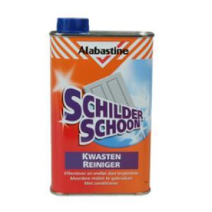 Alabastine kwastenreiniger KNF 500 ml 500-KNF