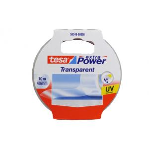 Tesa Extra Power Universal tape transparant 10 m x 48 mm 56349-TR