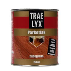 TraeLyx parketlak zijdeglans blank 2,5 L