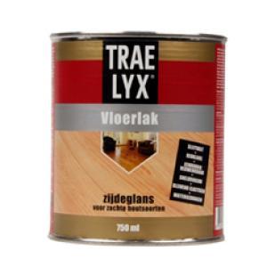 TraeLyx vloerlak zijdeglans blank 750 ml