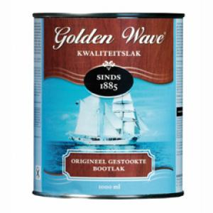 Golden Wave jachtlak 1 L