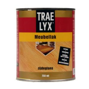 TraeLyx meubellak zijdeglans 750 ml