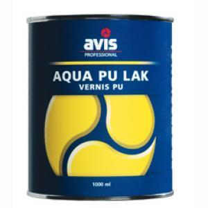 Avis Aqua PU lak mat 1 L