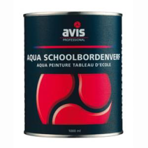 Avis Aqua schoolbordenverf zwart 250 ml