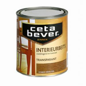 CetaBever interieurbeits acryl wenge 118 250 ml