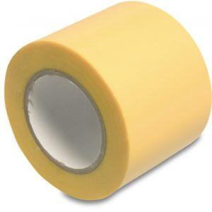 Bosta isolatietape PVC UV-gestabiliseerd geel 10 m 50 mm - Y51050230 - afbeelding 1