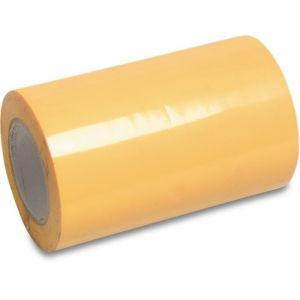 Bosta isolatietape PVC UV-gestabiliseerd geel 10 m 100 mm - Y51050043 - afbeelding 1