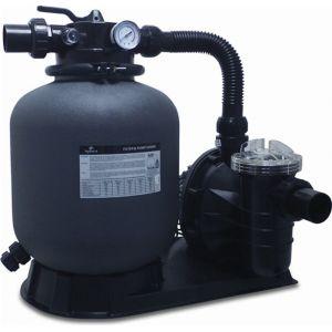 Hydro-S filterset PE 50 mm-1 1/2 inch metrisch-imperial lijmmof 2 bar 230 V AC grijs type FSP350-4W - Y51060987 - afbeelding 1