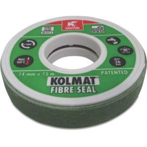 Griffon Fibre Seal 12 mm groen 15 m DVGW-GASTEC-WRAS type Kolmat - Y51050036 - afbeelding 1