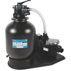 Pentair filterset PE 50 mm lijmmof 2 bar 230 V AC zwart type FS-15A6-FF12R - Y51060996 - afbeelding 1