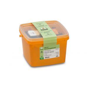 Heco vlondergeleiderset 80x middengeleider 80x Heco-Topix-vlondergeleiderschroef en 1xBit HD-20 in kunststof box - Y50802131 - afbeelding 1