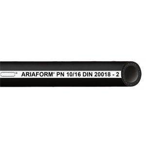 Baggerman Ariaform Din 20018 persluchtslang 6x13 mm zwart glad - Y50050977 - afbeelding 1