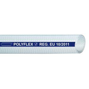 Baggerman Polyflex PVC perslucht compressorslang 5x11 mm PVC met inlagen - Y50050994 - afbeelding 1