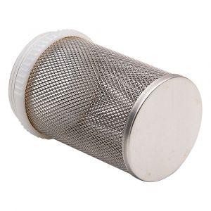 Baggerman RVS filter voor Europa terugslagklep 1.1/4 inch nylon buitendraad - A50050021 - afbeelding 1