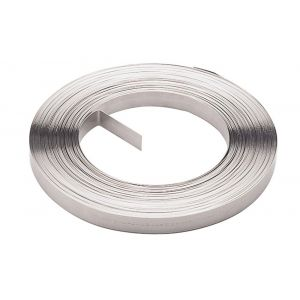 Baggerman Band-It RVS staalband 3/4 inch rol 30.5 m - Y50050028 - afbeelding 1