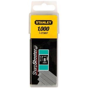 Stanley nieten 8 mm type CT 1000 stuks - Y51020013 - afbeelding 1