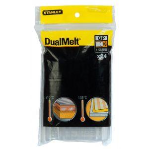 Stanley Dual Melt lijmstick 7 mm 24 stuks - Y51020044 - afbeelding 1