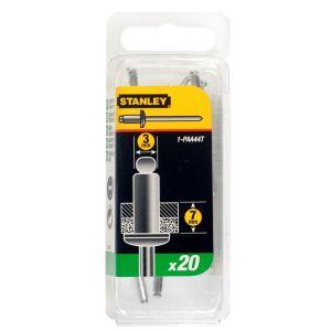 Stanley popnagel 3x7 mm 20 stuks - Y51020001 - afbeelding 1