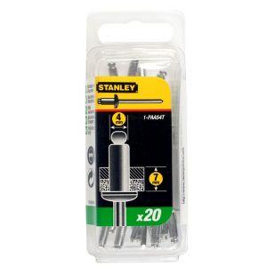 Stanley popnagel 4x7 mm 20 stuks - Y51020004 - afbeelding 1