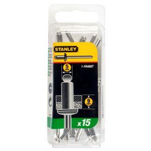 Stanley popnagel 5x9 mm 15 stuks - Y51020008 - afbeelding 1