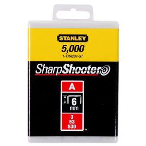 Stanley nieten 6 mm type A 5000 stuks - Y51020021 - afbeelding 1