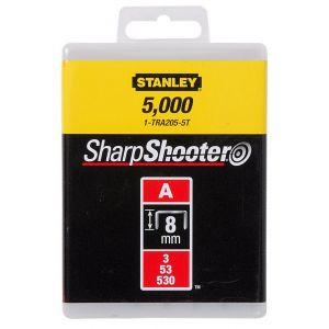 Stanley nieten 8 mm type A 5000 stuks - Y51020022 - afbeelding 1