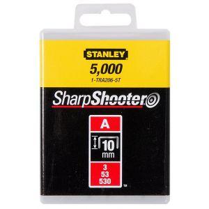 Stanley nieten 10 mm type A 5000 stuks - Y51020024 - afbeelding 1