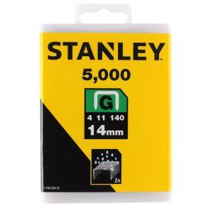 Stanley nieten 14 mm type G 5000 stuks - Y51020032 - afbeelding 1