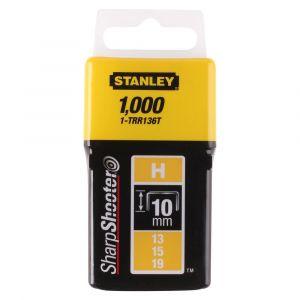 Stanley nieten 10 mm type H 1000 stuks - Y51020018 - afbeelding 1