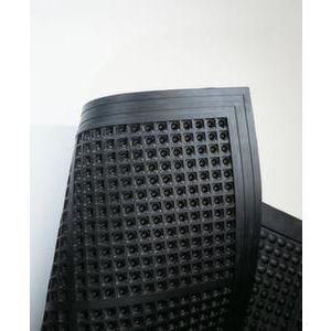 Orbis antivermoeidheidsmat natuurrubber HxLxB 14x1200x900 mm noppige oppervlakte middenstuk - Z10075372 - afbeelding 1
