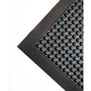 Orbis antivermoeidheidsmat natuurrubber HxLxB 14x1200x900 mm noppige oppervlakte eindstuk - Z10075373 - afbeelding 1