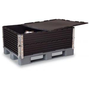 Orbis kunststof opzetframes van ABS HxLxB 200x1200x1000 mm 4 scharnieren - Z10014287 - afbeelding 1