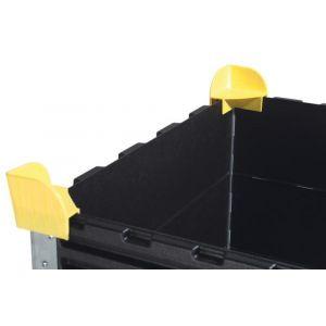 Orbis stapelhoeken voor kunststof opzetframe - Z10014960 - afbeelding 1