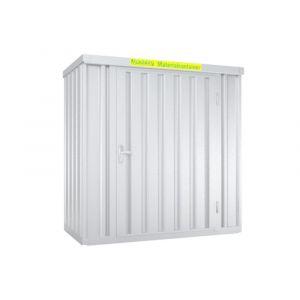 Orbis containercombinatie HxLxB 2150x6520x3050 mm 3 modules met houten vloer verzinkt voorgemonteerd - Z10079134 - afbeelding 1