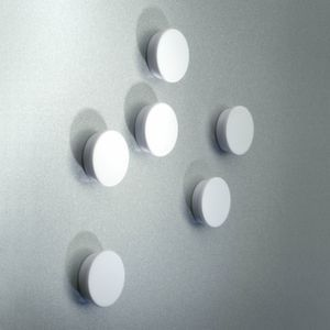 Orbis magneten wit diameter 25 mm - Z10077830 - afbeelding 1