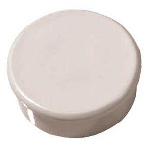 Orbis magneten diameter 38 mm wit - Z10089056 - afbeelding 1