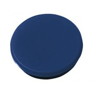 Orbis magneten diameter 32 mm blauw - Z10089036 - afbeelding 1