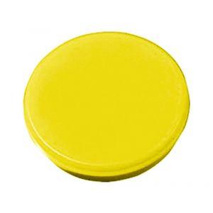 Orbis magneten diameter 32 mm geel - Z10089037 - afbeelding 1