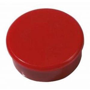 Orbis magneten diameter 38 mm rood - Z10089052 - afbeelding 1