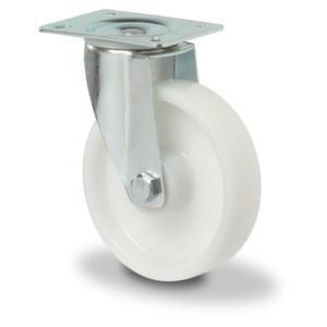 Orbis zwenkwiel draagvermogen 125 kg DxB 100x35 mm kunststof - Z10002588 - afbeelding 1