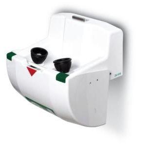 Orbis oogdouche bekken met deksel schroefdraad 3/8 inch buiten ABS kunststof - Z10017720 - afbeelding 1