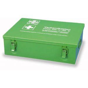 Orbis BHV-EHBO doos staalplaat HxBxD 102x355x265 mm DIN 13169 groen - Z10017614 - afbeelding 1