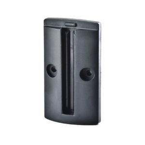 Orbis wandclip voor wandbevestiging magnetisch zwart - Z10089811 - afbeelding 1