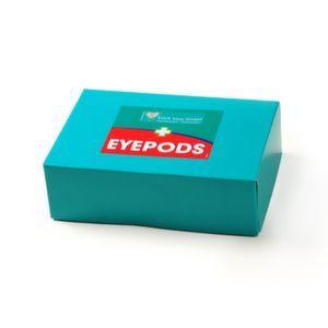 Orbis navulset voor dispenser voor eyepads en eyepods 25x NaCl-ampullen van 20 ml - Z10017740 - afbeelding 1