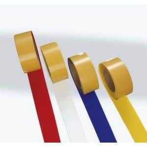 Orbis markeerband PVC L 25 m B 50 mm wit - Z10089710 - afbeelding 1